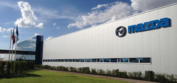 Mazda empieza a fabricar en México